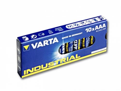 10 Batterie AAA - Varta