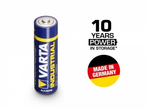 4 Batterie AA - Varta