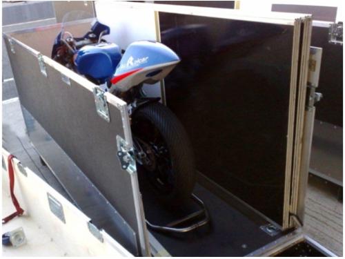 Flight Case Motor Sports